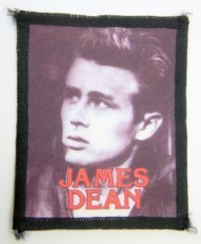 James Dean - 'Looking Up' Printed Patch